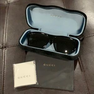 Genuine GUCCI Wayfarer Sunglasses